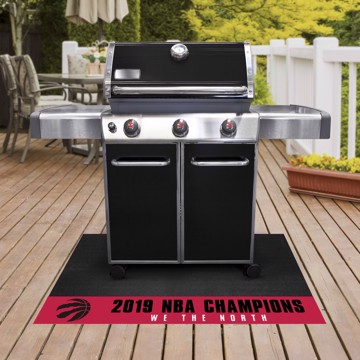Picture of NBA - Toronto Raptors 2019  NBA Finals Champions Grill Mat