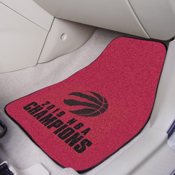 Picture of NBA - Toronto Raptors 2019 NBA Finals Champions Carpet Car Mat Set