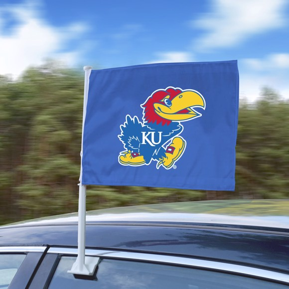 Picture of Kansas Car Flag