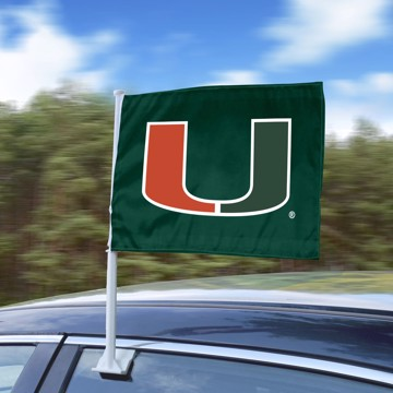 Picture of Miami Car Flag