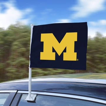 Picture of Michigan Car Flag