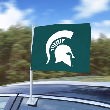 Picture of Michigan State Car Flag