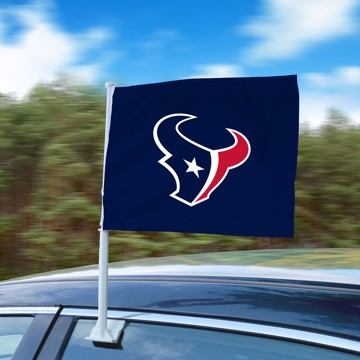 Picture of NFL - Houston Texans Car Flag