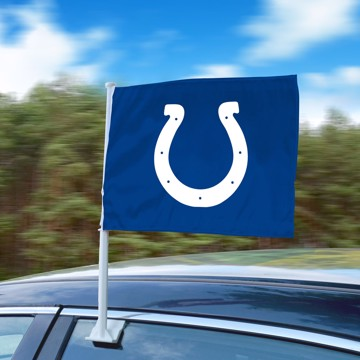 Picture of NFL - Indianapolis Colts Car Flag
