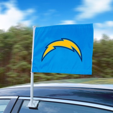 Picture of NFL - Los Angeles Chargers Car Flag