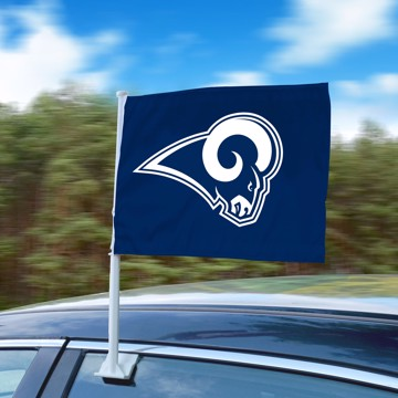 Picture of NFL - Los Angeles Rams Car Flag