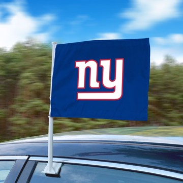 Picture of NFL - New York Giants Car Flag