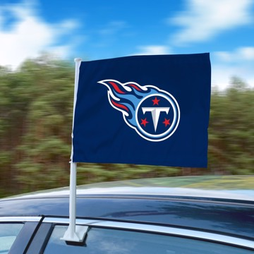 Picture of NFL - Tennessee Titans Car Flag