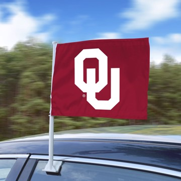 Picture of Oklahoma Car Flag