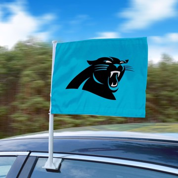 Picture of NFL - Carolina Panthers Car Flag