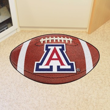 Picture of Arizona Football Mat