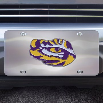 Picture of LSU Diecast License Plate