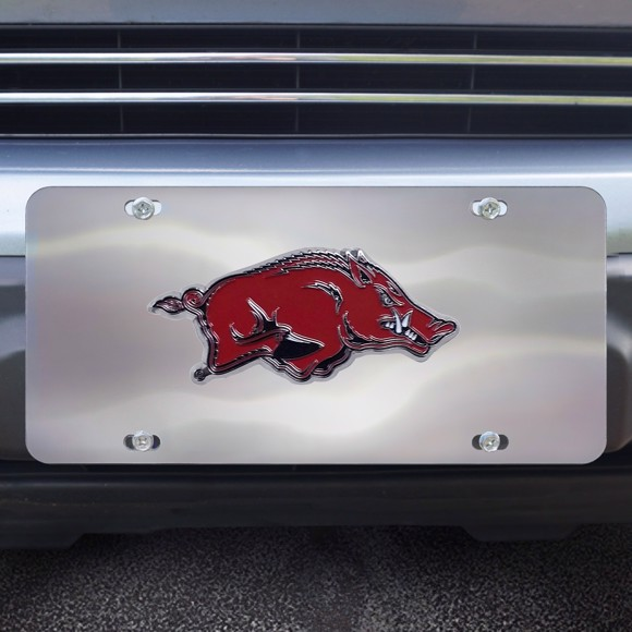 Picture of Arkansas Diecast License Plate
