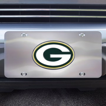 Picture of NFL - Green Bay Packers Diecast License Plate