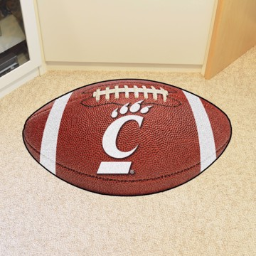 Picture of Cincinnati Football Mat