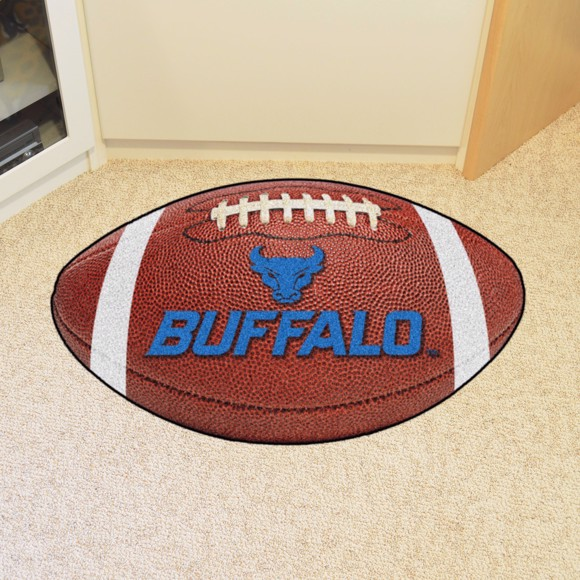 Picture of Buffalo Football Mat