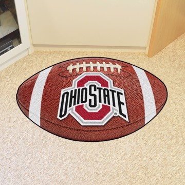 Picture of Ohio State Football Mat