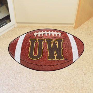 Picture of Wyoming Football Mat