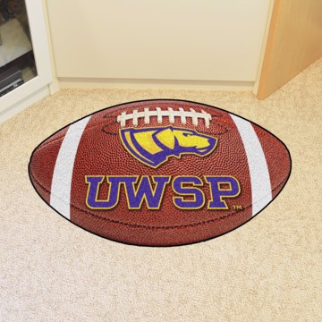 Picture of Wisconsin-Stevens Point Football Mat