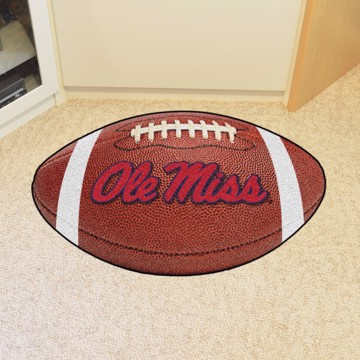 Picture of Ole Miss Football Mat
