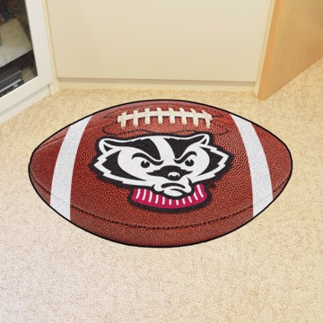 Picture of Wisconsin Football Mat