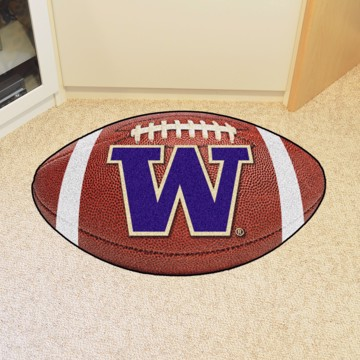 Picture of Washington Football Mat