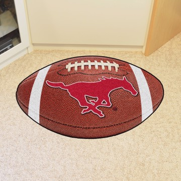 Picture of SMU Football Mat