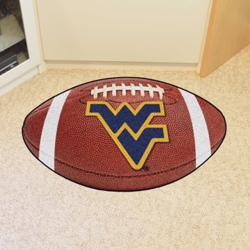Picture of West Virginia Football Mat