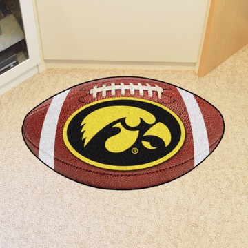 Picture of Iowa Football Mat