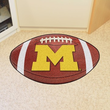 Picture of Michigan Football Mat