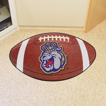 Picture of James Madison Football Mat