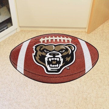 Picture of Oakland Football Mat