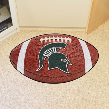 Picture of Michigan State Football Mat