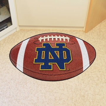 Picture of Notre Dame Football Mat