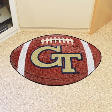 Picture of Georgia Tech Football Mat