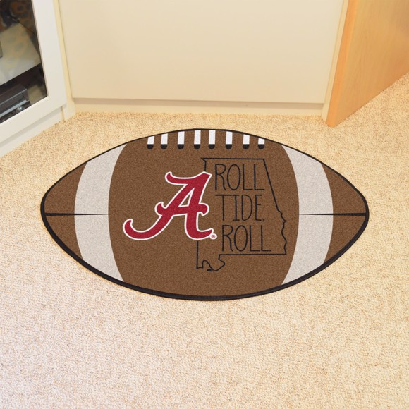 Picture of Alabama Southern Style Football Mat
