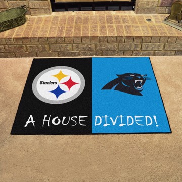 Picture of NFL House Divided - Steelers / Panthers