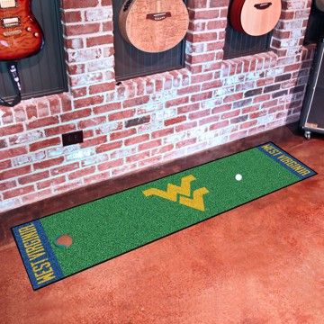 Picture of West Virginia Putting Green Mat