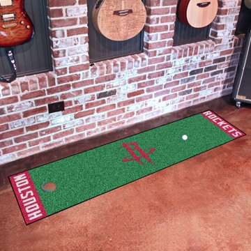Picture of NBA - Houston Rockets Putting Green Mat