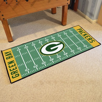 Picture of NFL - Green Bay Packers Football Field Runner