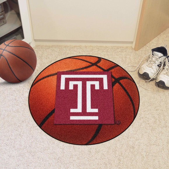 Picture of Temple Basketball Mat