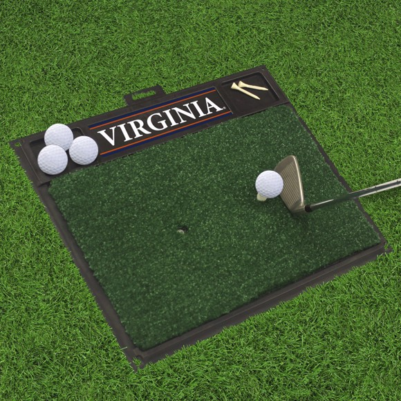 Picture of Virginia Golf Hitting Mat