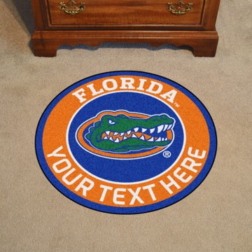 Picture of Personalized University of Florida Roundel Mat