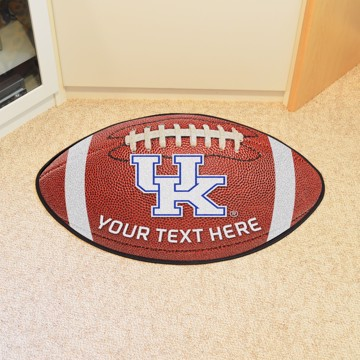 Picture of Personalized University of Kentucky Football Mat