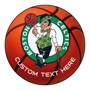 Picture of Boston Celtics Personalized Basketball Mat