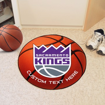Picture of Sacramento Kings Personalized Basketball Mat