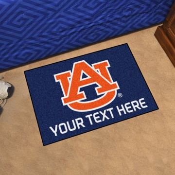 Picture of Personalized Auburn University Starter Mat