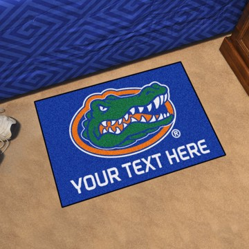 Picture of Personalized University of Florida Starter Mat