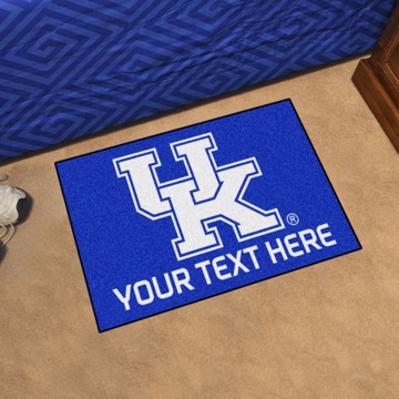 Picture of Personalized University of Kentucky Starter Mat