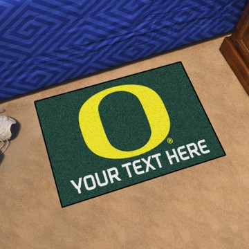 Picture of Personalized University of Oregon Starter Mat